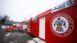 WHAM Stadium - View - Accrington Stanley
