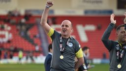 Paul Cook v Doncaster Rovers