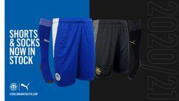 2020-21 Shorts and Socks