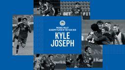 Kyle Joseph Michael Millett Award Winner 2019-20
